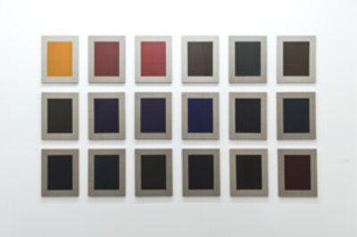 Ignacio Uriarte, 'Röhrer und Klinger', 2010
