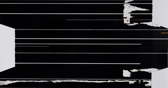 Ronald de Bloeme, '(Black) Gift', 2008