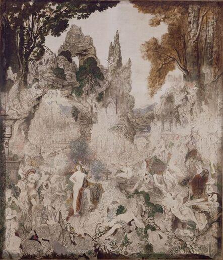 Gustave Moreau, 'Les Chimères (The Chimaeras)', 1884