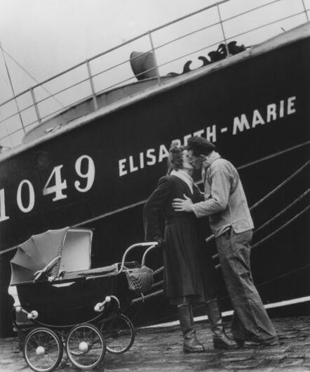 Willy Ronis, 'Le Départ du morutier', 1949