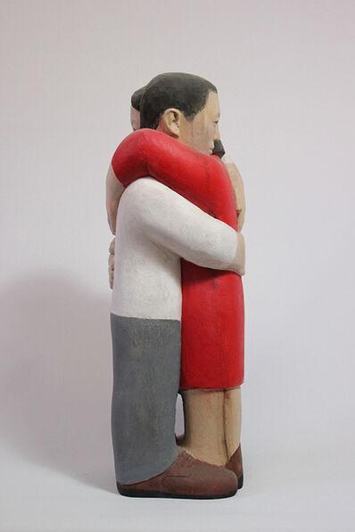 Junhua Ren, 'Embrace', 2015