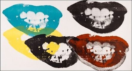 Andy Warhol, 'Marilyn Monroe Lips (One Cent Life) FS. 11.5', 1964