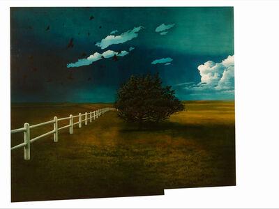Don Pollack, 'Badlands', 2007
