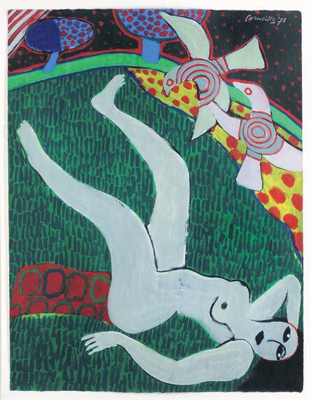 Corneille, 'Le jeux dans l'herbe', 1978