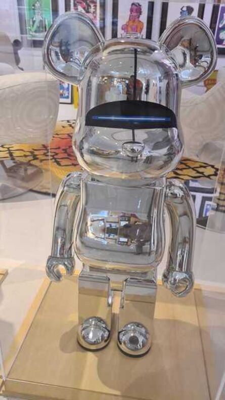 BE@RBRICK, 'Sorayama Sexy robot', 2018