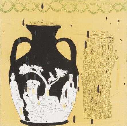 Squeak Carnwath, 'Memorial', 2006