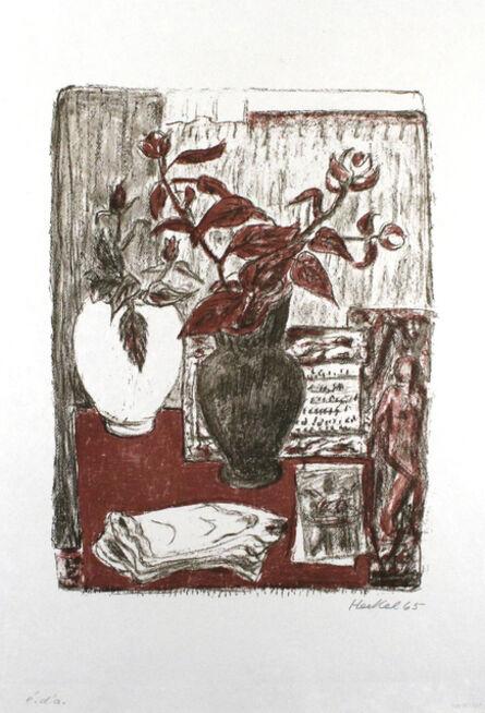 Erich Heckel, 'Stilleben', 1965