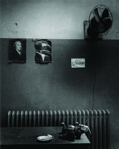 Shirley C. Burden, 'Ellis Island', 1956