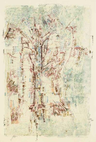 Massoud Arabshahi, 'Abstract Composition', 1991