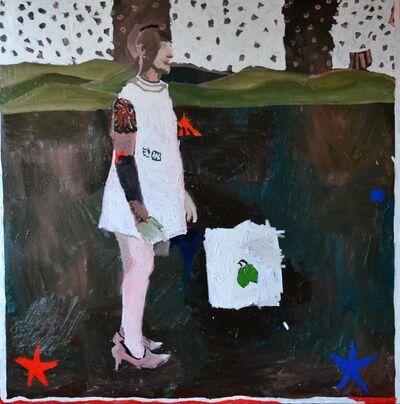 Ed Burkes, 'The Pine ', 2017