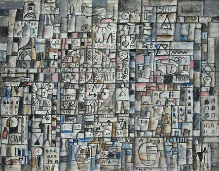 José Gurvich, 'Constructivo', 1961