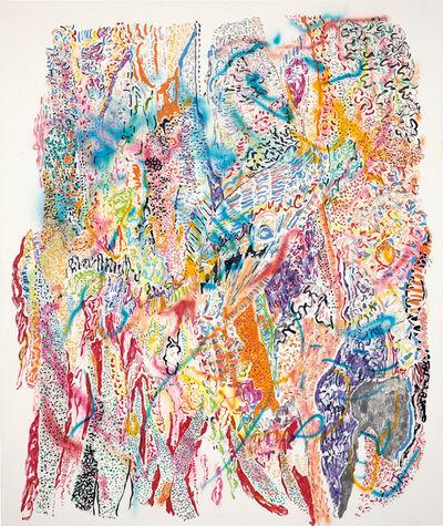 Nancy Graves, 'Square One', 1980