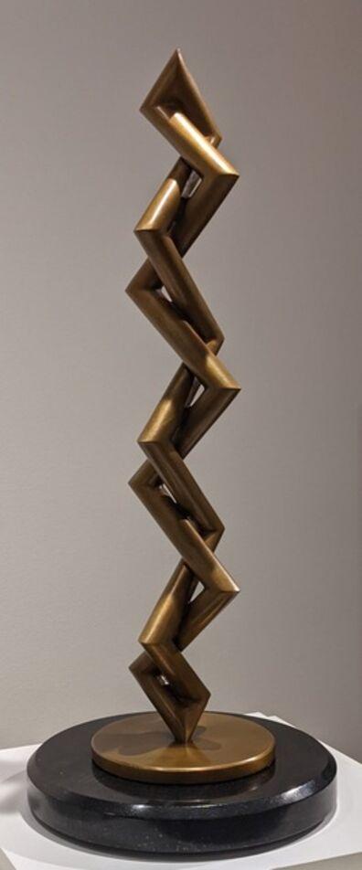 Anton Bakker, 'Opus 24582 Fence around Nothing II', 2021