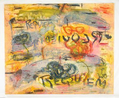 Joan Snyder, 'For F VI', 1996