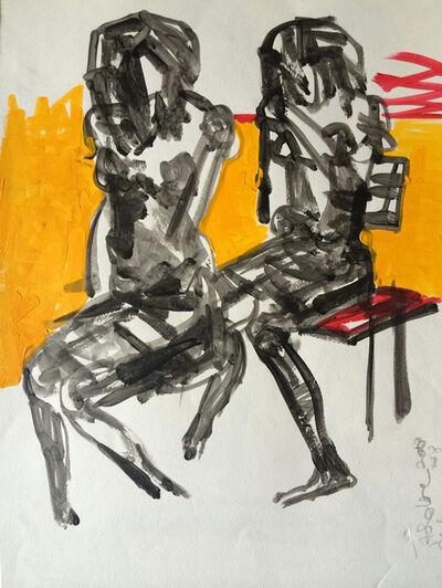 DUKE ASIDERE, 'Yellow Joy', 2013