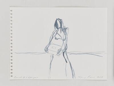 Tracey Emin, 'I cried As I held you', 2018