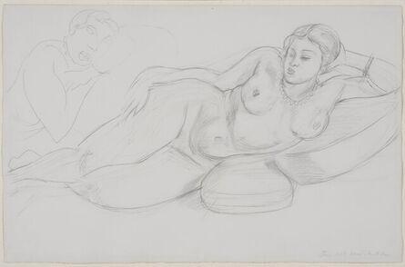 Henri Matisse, 'Femme Couchée', February 1928