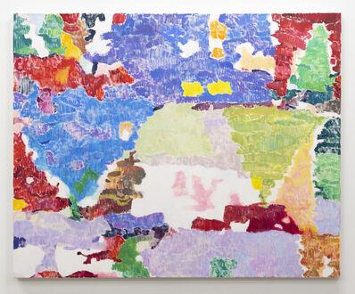 Tim Braden, 'Tapestry (Color Complications)', 2020