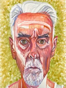 Don Bachardy, 'Self-Portrait', May 4, 2014 , August 9, 2018