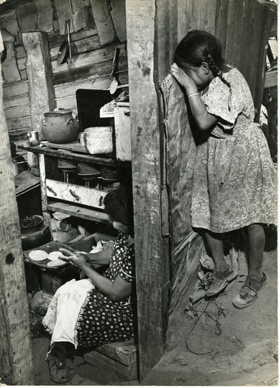 """Nacho Lopez, 'Untitled, from the series """"Una Vez Fuimos Humanos""""', 1951"""