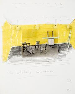 David Ireland, 'Untitled (Scheme #6 M.O.C.A. L.A.)', 1988