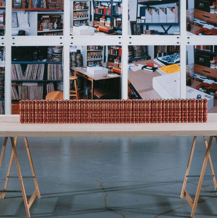 Allen Ruppersberg, 'The New Five Foot Shelf', 2001