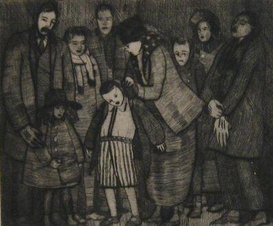 Peggy Bacon, 'The Conley Family', 1919