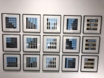 Julian Opie, 'Office Windows (Portfolio)', 2017
