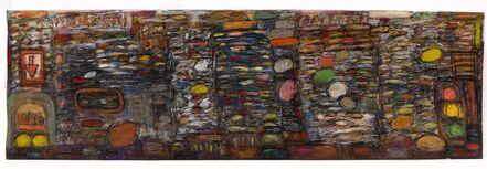 David Koloane, 'Shapes From Cityscapes I', 2013