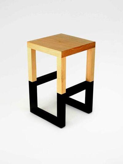 Estúdio Cipó (designers: Ricardo Bueno e Rafael Navogino), 'Escher Stool'