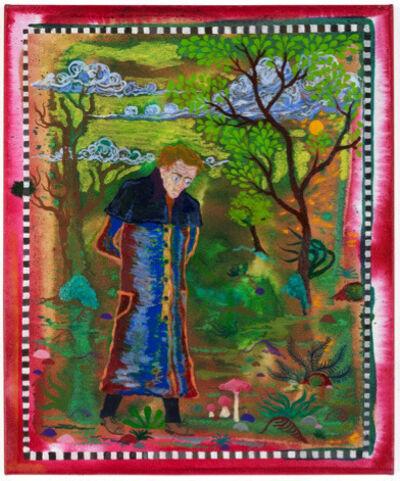 Abel Auer, 'Der Pilze Sammler', 2011