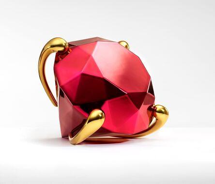 Jeff Koons, 'Red Diamond', 2020