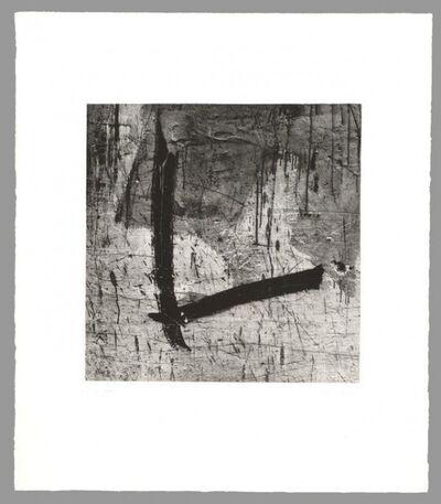 Aaron Siskind, 'Homage to Franz Kline (Lima 89 - 1975)', 1989