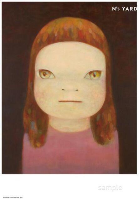 Yoshitomo Nara, 'N's YARD Poster - Midnight Truth (B3 Size)', 2020