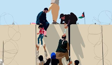 Kota Ezawa, 'Kabul', 2021