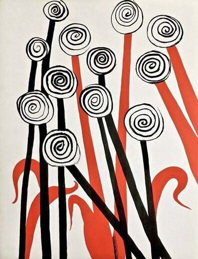 Alexander Calder, 'Les Fleurs', ca. 1970-76
