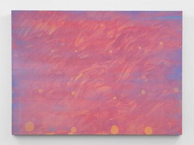 Emma McIntyre, 'Grid (yellow dot)', 2017