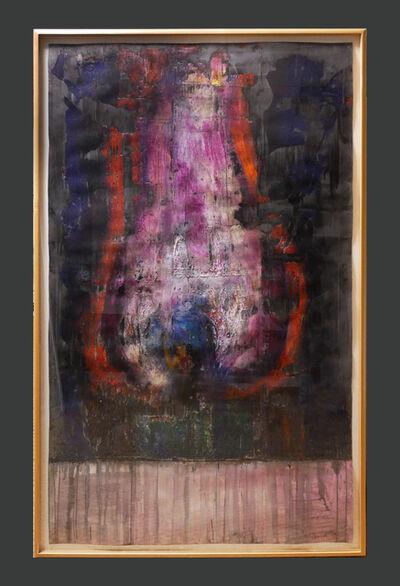 Aaron Fink, 'Candleflame', 1992