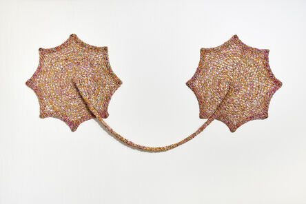 Ernesto Neto, 'Assim me encontro neste lugar, BarrigaFlora FloraBarriga (This is how I find myself at this place, BellyFlora FloraBelly)', 2018