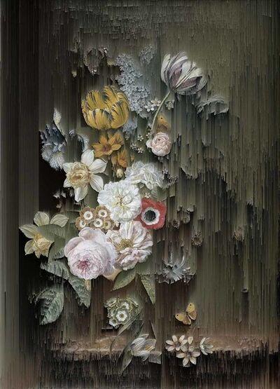 Gordon Cheung, 'E J Eelkema I (Small New Order)', 2014
