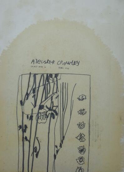 Finlay Abbott Ellwood, 'Aleister Crowley', 2017
