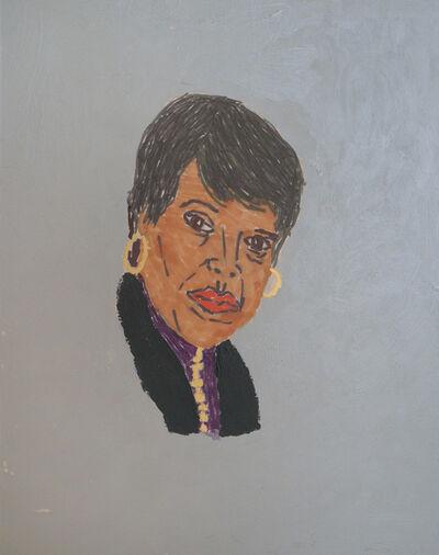 Mingering Mike, 'DC Council: Muriel Bowser, Ward 4', 2013