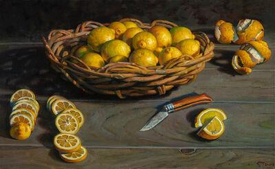 Stephen Tanis, 'Lemons', 2020