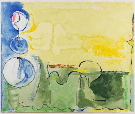 Helen Frankenthaler, 'Flotilla', 2006