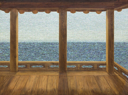 Kim Duck Yong, 'Borrowed Landscapes', 2017