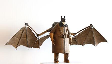 Stéphane Halleux, 'Batman', 2018