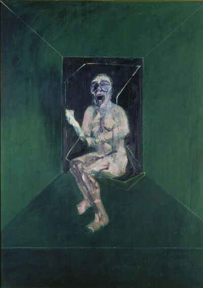 Francis Bacon, 'Study for the Nurse from the Battleship Potemkin', 1957