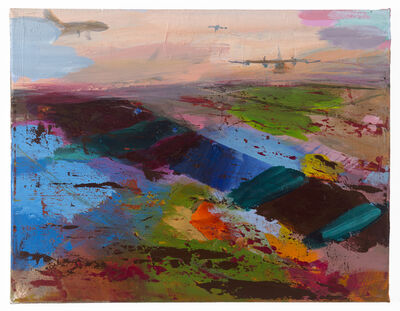 Judith Simonian, 'Landing Field', 2017