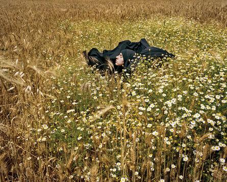 Rania Matar, 'Alae (in the Field of Flowers), Khiyam, Lebanon', 2019
