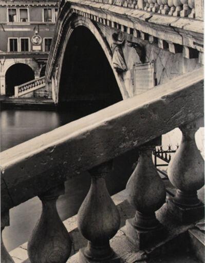 Linda Butler, 'Rialto Bridge, Venice', 1995
